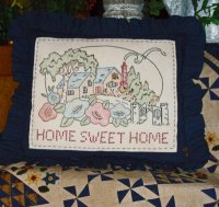 Home, Sweet Home Parlor Pillows